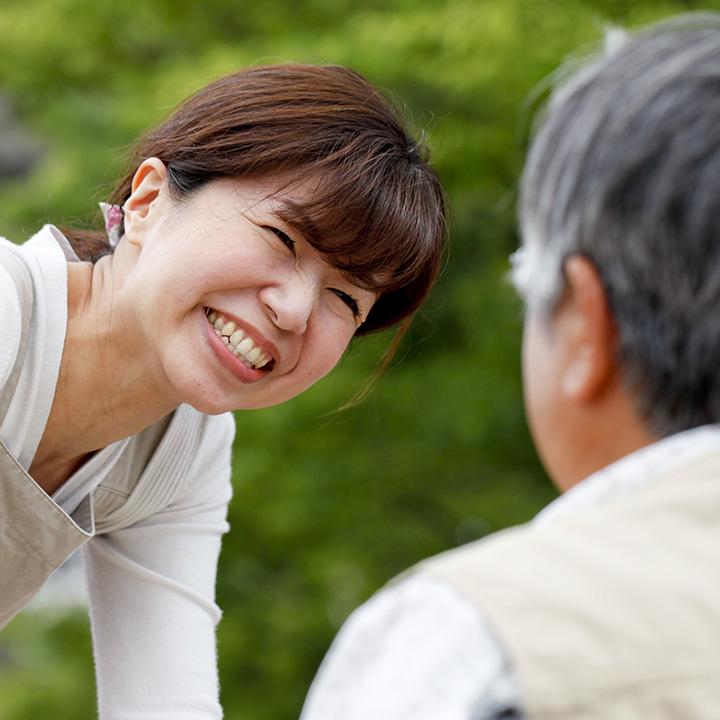 一人暮らしの高齢者を支える「介護士」という仕事
